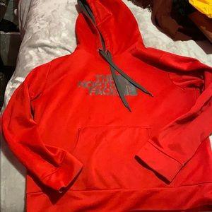 Men's Northface hoodie